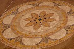 ornate tiling designs for custom bathrooms
